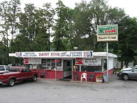 Dairy King, Damascus, VA