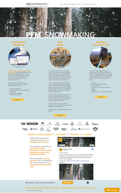 International Snowmaking Construction & Software