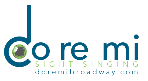 Logo for NYC Broadway Voice Coach