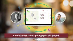 Connecter les talents  pour gagner des projets - Témoignage d'une collaboration réussie