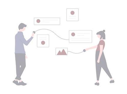 Comunidad en coworking