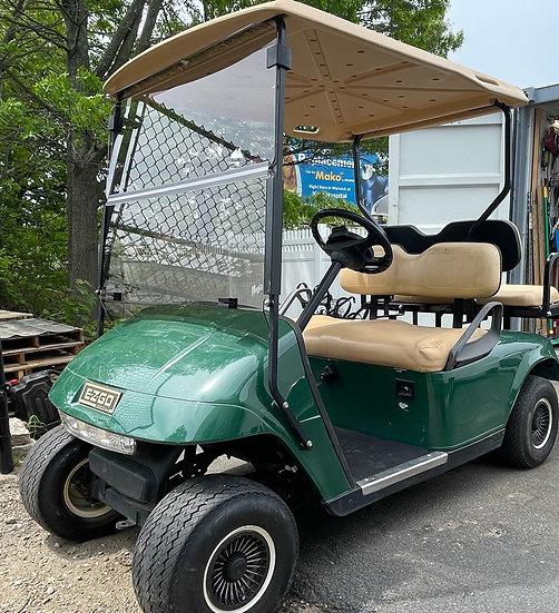 2005 EZGO Gas Powered - 4 Passenger Golf Cart