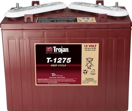 Trojan Battery T-1275 (12-volt)