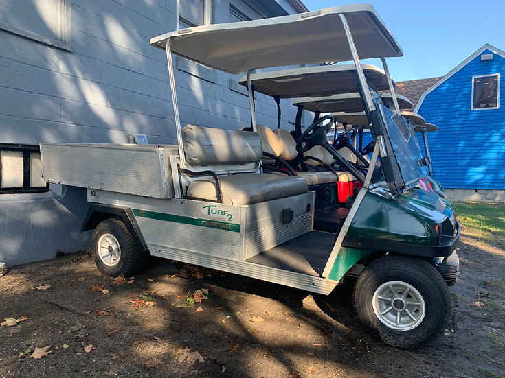 2006 Club Car Turf II 48vLED