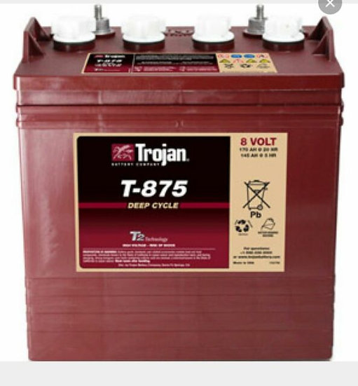 Trojan Battery T-875 (8-volt)