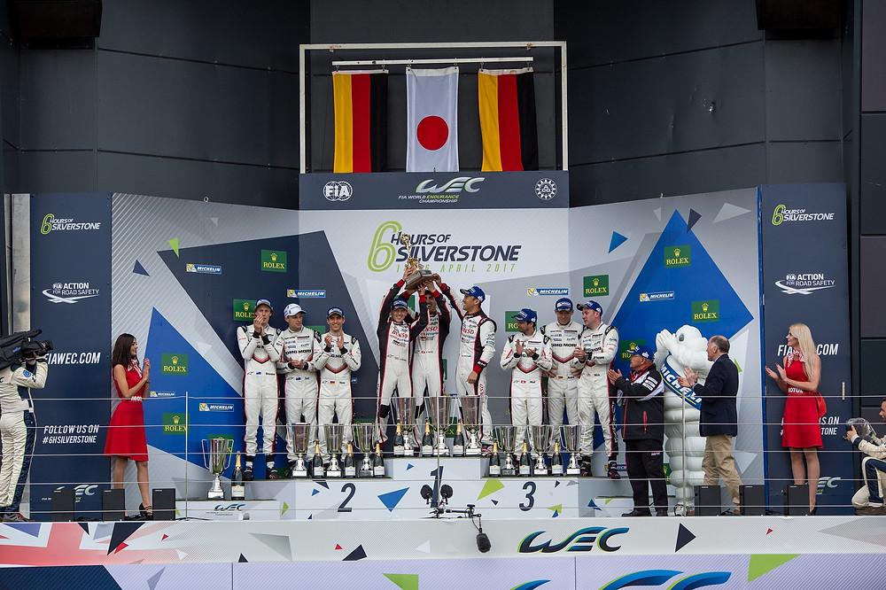 LMP1, Toyota vince  a Silverstone. Vittoria numero 11 per il brand nel FIA WEC