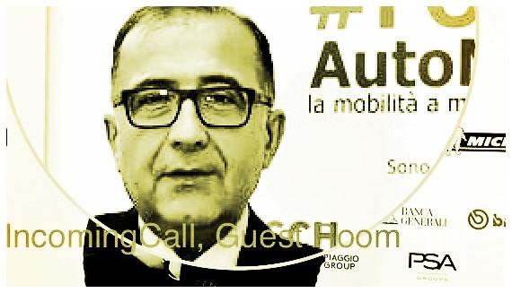 IncomingCall, Guest Room: Pier Luigi Bonora