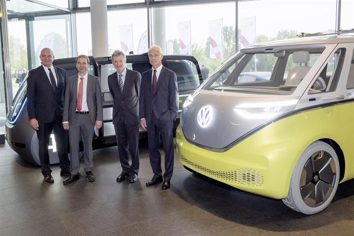 Obiettivi ambiziosi per il Gruppo Volkswagen