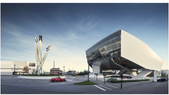 Virtual tour at Porsche Museum