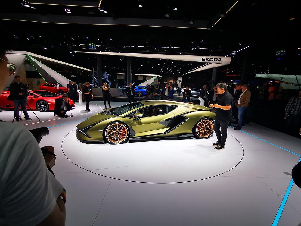Lamborghini Siàn FKP37