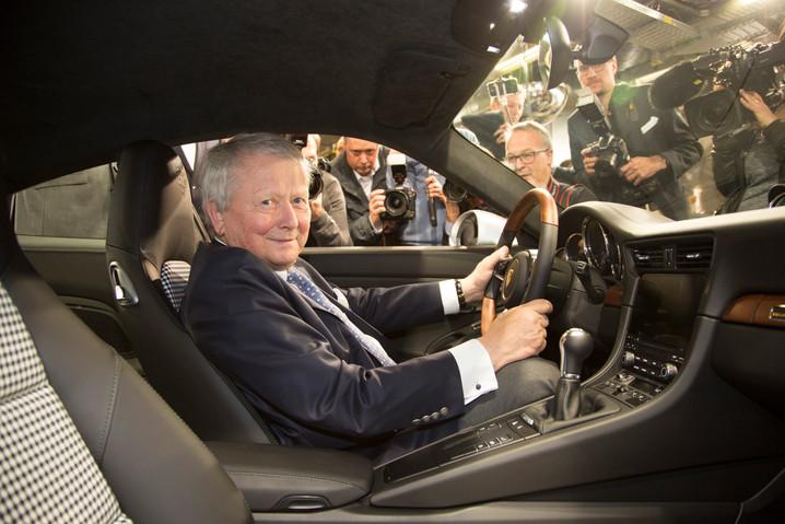 Wolfgang Porsche, saldo al comando di Porsche SE