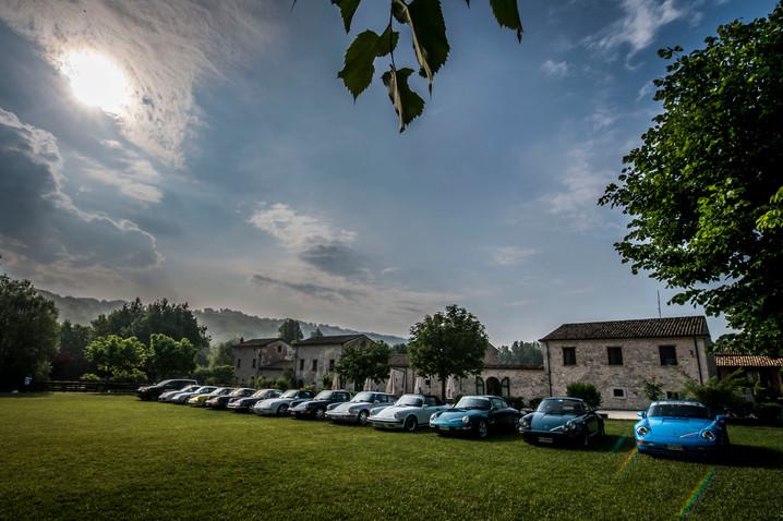 Registro Porsche 911 e 912, viaggio di scoperta tra sacro e profano