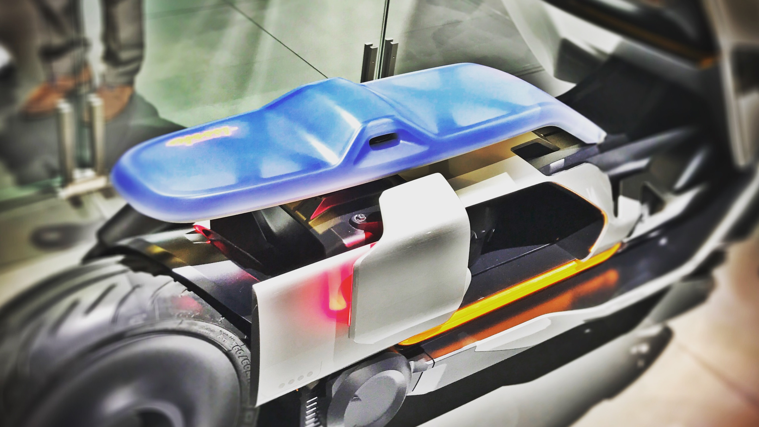 BMW scooter elettrico