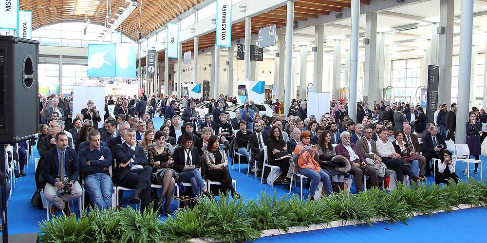 Foto Stampa Press Fiera di Rimini