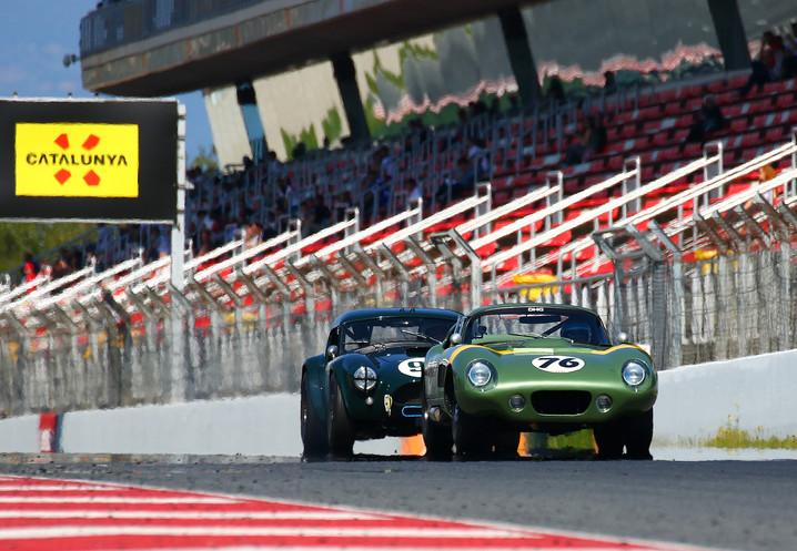 Classic Racing: segnate in agenda Espíritu de Montjuic 2018