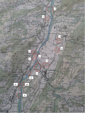 Carte de tous les sites possibles (A.S. 30.04.16)