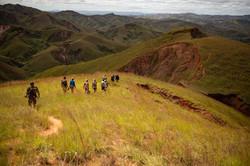 Les Lavakas de la région d'Analamanga