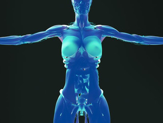 New Method Combines X-rays with Harmless Red Light for Improved Breast Cancer Diagnosis