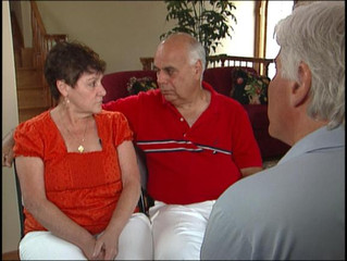Following a couple from diagnosis to the final stages of Alzheimer's