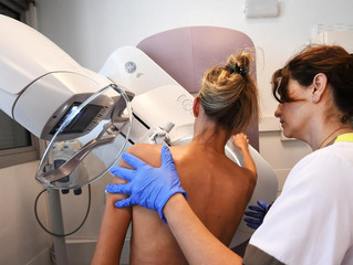 Screening Mammography Lowers Breast Cancer Patients' Needs For Aggressive Treatment, Study Finds
