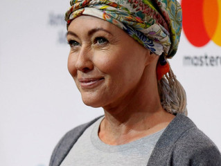 Shannen Doherty Opens Up About Her Breast Cancer Battle