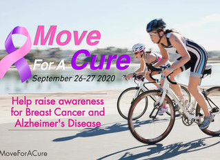 Join Us Today and Tomorrow for Move For A Cure