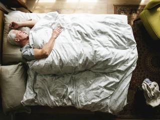 ALZHEIMER'S DISEASE ANNIHILATES THE BRAIN CELLS THAT KEEP US AWAKE, SCIENTISTS BELIEVE