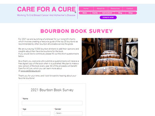 Participate in our Bourbon Survey for Charity!