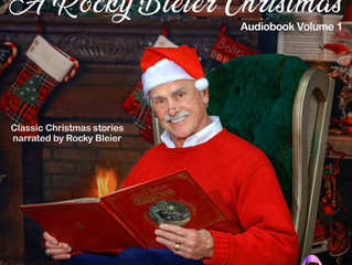 A Rocky Bleier Christmas Audiobook Now Available!