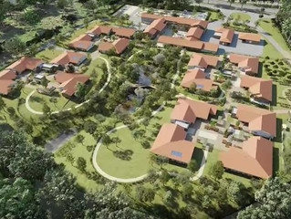 Inside the $28 Million Alzheimer's Village Where Patients Can Shop, Farm and Socialize Freely