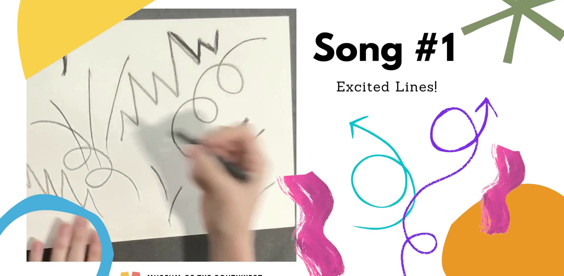 Draw Excited Lines!