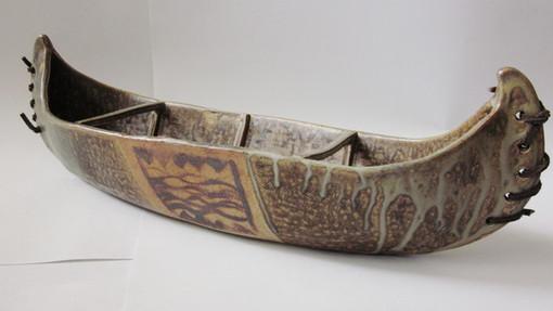 Water Tribe Canoe