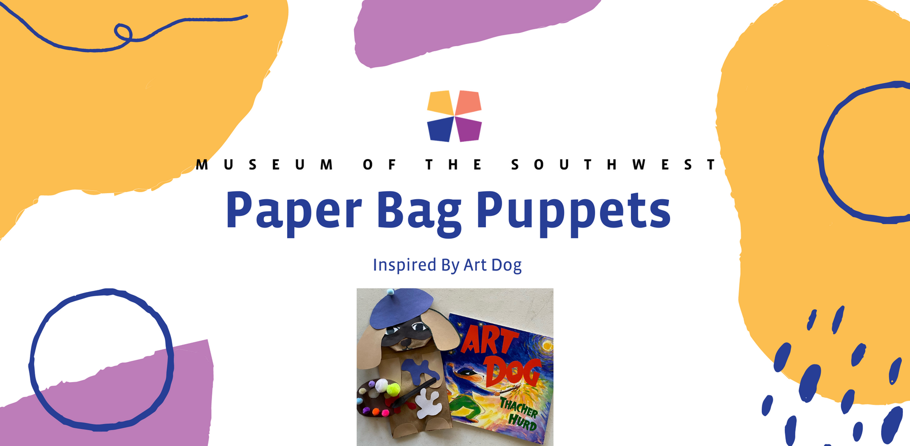 Create Paper Bag Puppets