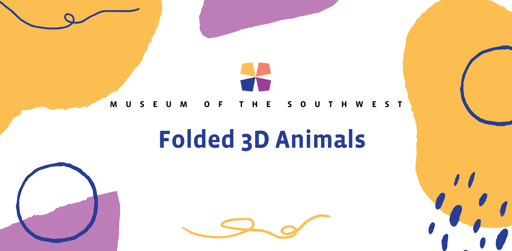 Folded 3D Animals
