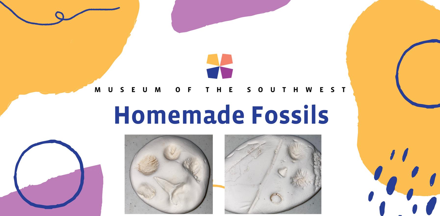 Make Homemade Fossils
