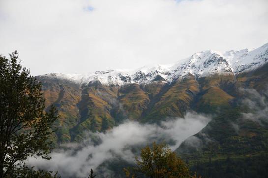 Alaskan Snowline