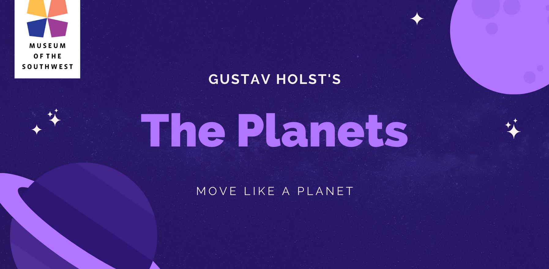 Move Like a Planet