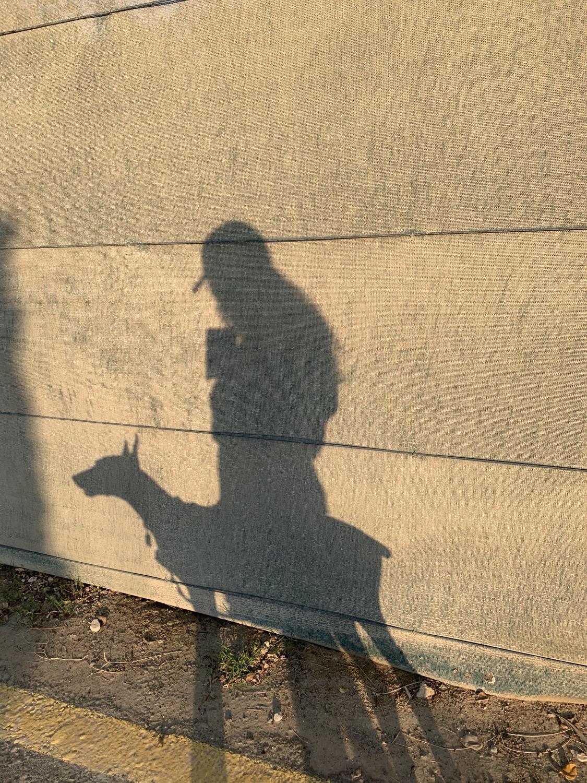 Petsitter Selfie :D