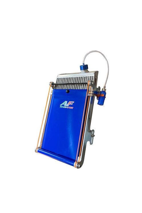 Blue Curtain for Go Kart Radiator - Standard