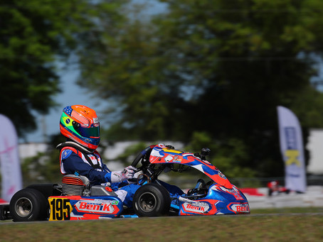 """Vidmontiene is the Florida Winter Tour Vice Champion""""Focus shifts to next weekend"""""""