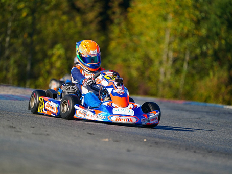 Two Podiums, Fast Laps and a Championship for Team Benik in USPKS Finale