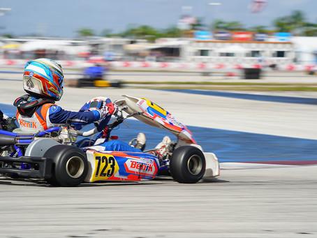Team Benik Kicks Off United States Pro Kart Series with Five Drivers