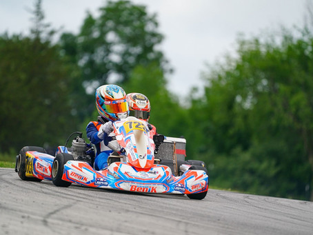 """Team Benik Ready for First Annual IAME US Grand Nationals This Weekend""""Winning program looks to con"""