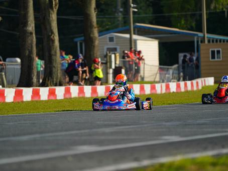 "Enzo Vidmontiene Wins Again for Team Benik""Mini driver adds to win total in 2021"""