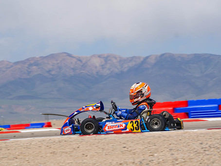 """Team Benik Grows to Eight for the Superkarts! USA SummerNationals""""Winning program aims to add to 20"""