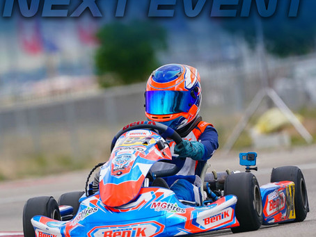 """Team Benik Readies for USPKS at Road America""""Five drivers ready for the third event weekend"""""""