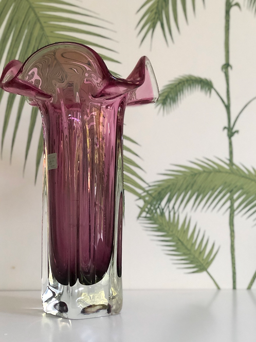 Fabulous large Murano vase
