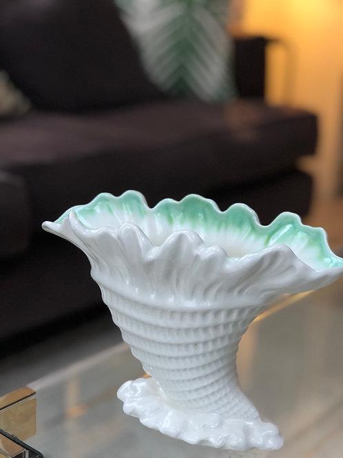 Vintage SylvaC Shell Vase