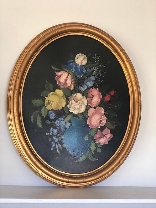Italian oil painting by Rosini