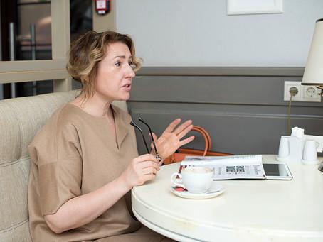 Светлана Волкова: про силу и уверенность в сложные времена